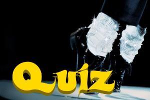 Quiz Michael jackson