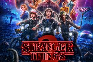 Stranger things S1/S2